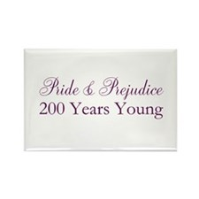 200th Anniversary Rectangle Magnet