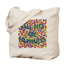 Ball Pits Are Happiness Tote Bag