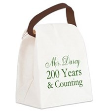 200th Anniversary Canvas Lunch Bag