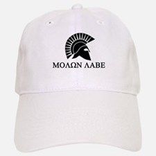 Molon Labe Warrior Baseball Baseball Cap