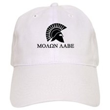 Molon Labe Warrior Baseball Cap