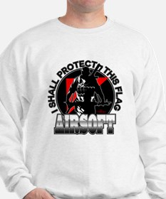 Protect Flag Airsoft Sweatshirt
