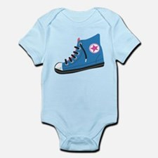 Athletic Shoe Infant Bodysuit
