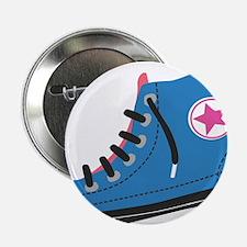 """Athletic Shoe 2.25"""" Button"""