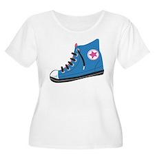Athletic Shoe T-Shirt