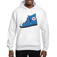 Athletic Shoe Hoodie