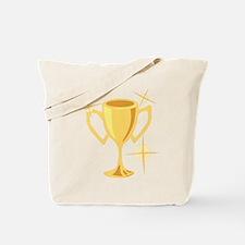 Trophy Cup Tote Bag