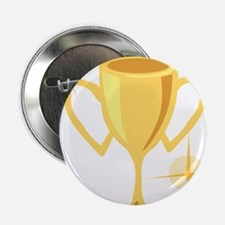 "Trophy Cup 2.25"" Button"