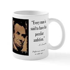Peculiar Ambition Mug