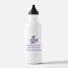 Big Bang Dogapus Water Bottle