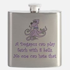 Big Bang Dogapus Flask
