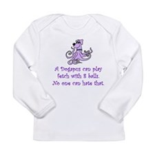 Big Bang Dogapus Long Sleeve Infant T-Shirt