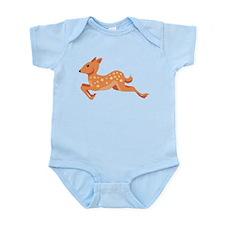 Running Deer Infant Bodysuit