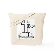 Got Jesus White Tote Bag