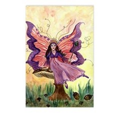 Fairy Tatiana' Garden Postcards (Package of 8)