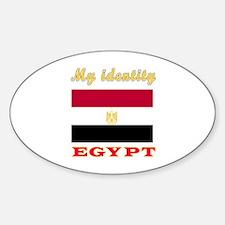 My Identity Egypt Decal