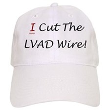 LVAD Wire Baseball Cap