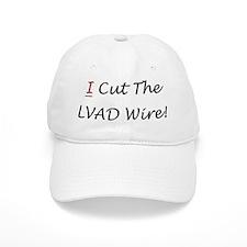 LVAD Wire Cap