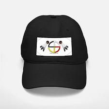 Four Directions Symbol Baseball Hat