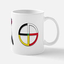 Four Directions Symbol Mug