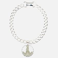 Mjolnir Gold Bracelet