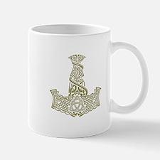 Mjolnir Gold Mug