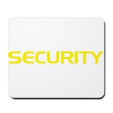 Security Mousepad
