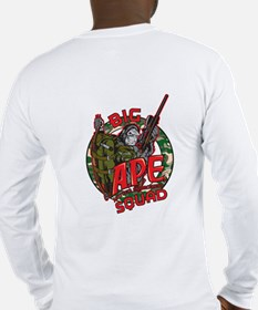 Anti Peta Big A.P.E. Long Sleeve T-Shirt