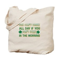 I've been sober for a year now Tote Bag