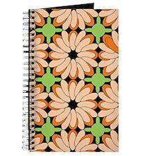 Floral Wreaths Journal