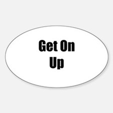 Get On Up Decal