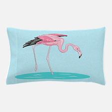Pink Flamingo Pillow Case