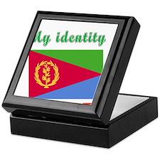My Identity Eritrea Keepsake Box