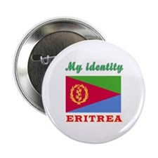 "My Identity Eritrea 2.25"" Button"