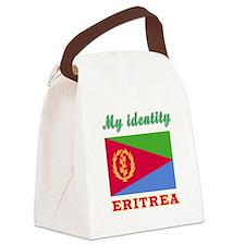 My Identity Eritrea Canvas Lunch Bag