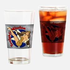 TONIGHTS MISSION Drinking Glass