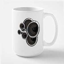 Speaker Wall Large Mug
