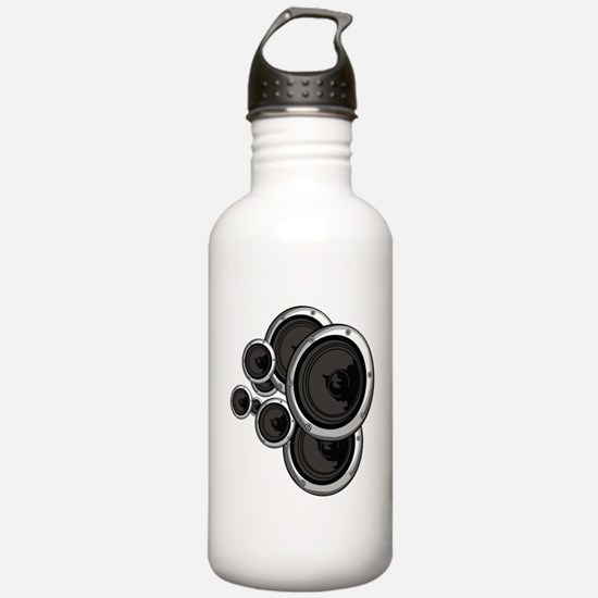 Speaker Wall Water Bottle