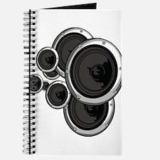 Speaker Wall Journal