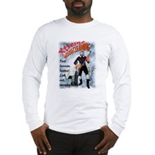 """""""Xtreme"""" Housecleaning Long Sleeve T-Shirt"""