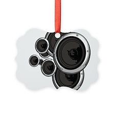 Speaker Wall Ornament