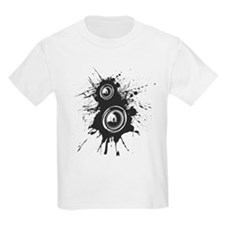 Speaker Splatter DJ T-Shirt