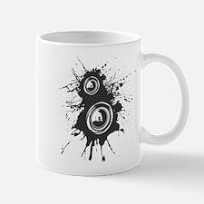 Speaker Splatter DJ Mug