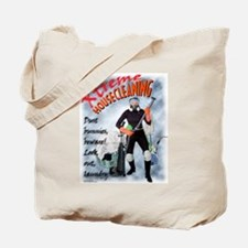 """""""Xtreme"""" Housecleaning Tote Bag"""