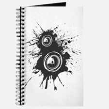 Speaker Splatter DJ Journal