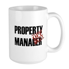 OFF DUTY PROPERTY MGR LIGHT Mugs