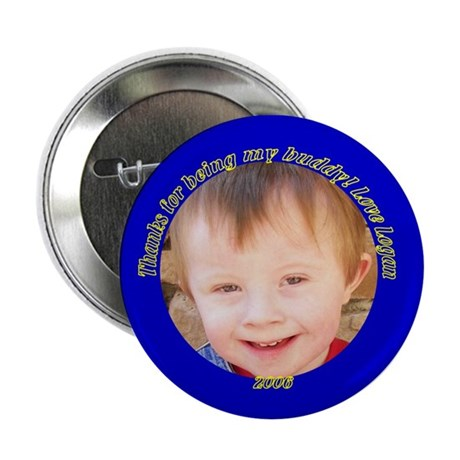 "Logan 2.25"" Button (100 pack)"