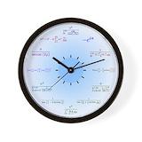 Math clock Wall Clocks