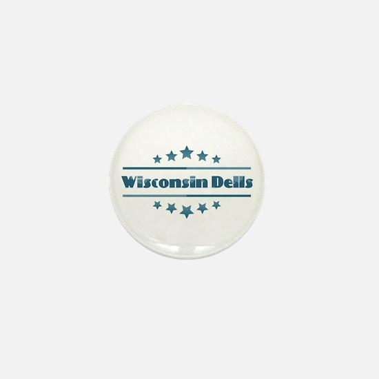 Wisconsin Dells Mini Button