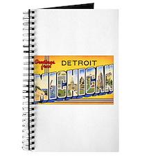 Detroit Michigan Journal